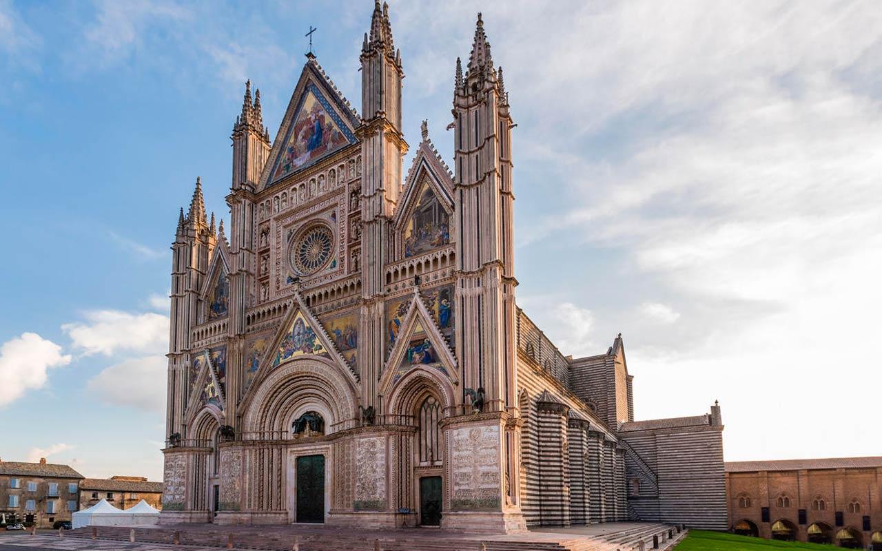 Orvieto il Duomo