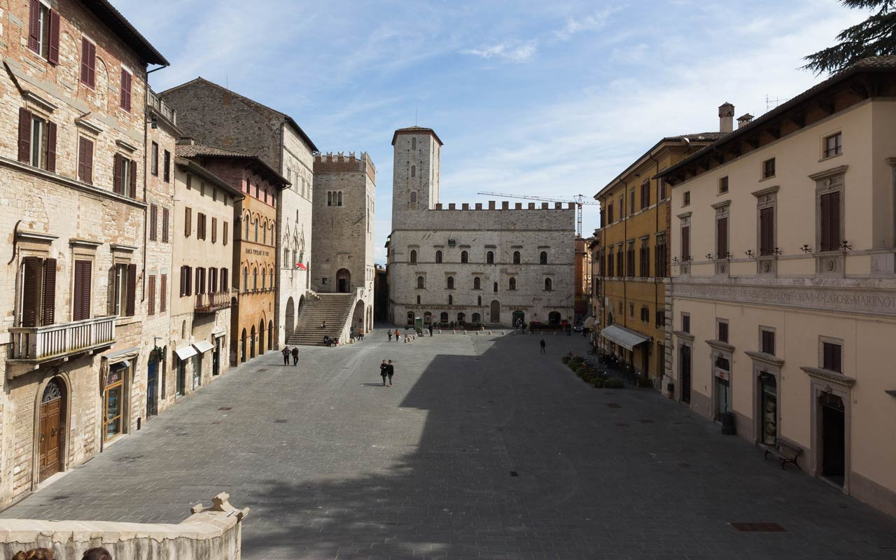 Todi centro storico