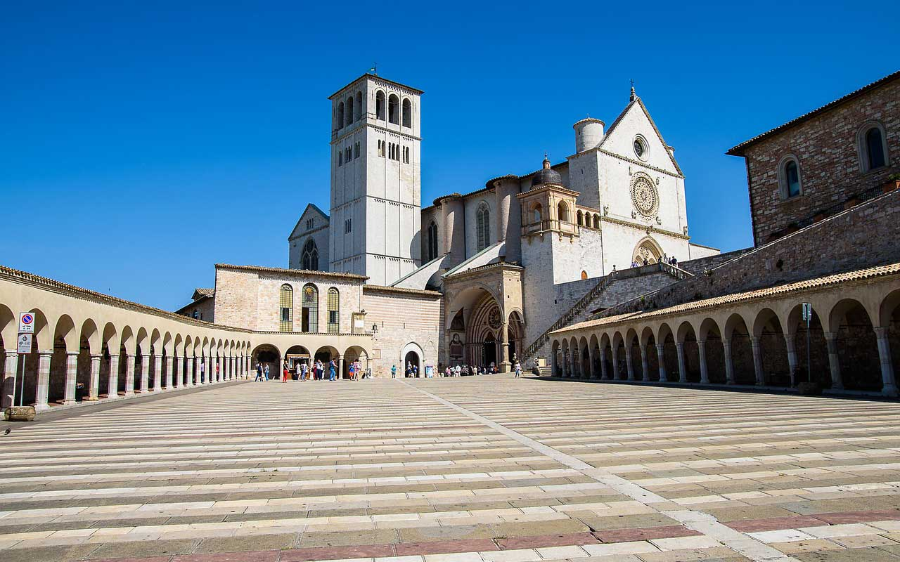 Eventi e matrimonio in Umbria Assisi